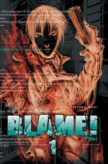 Blame! - Volume 01 Tsutomi Nihei