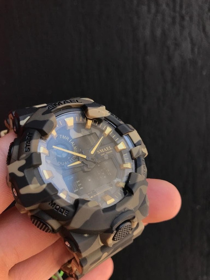 Writwatch Smael Relógio Do Esporte Militar