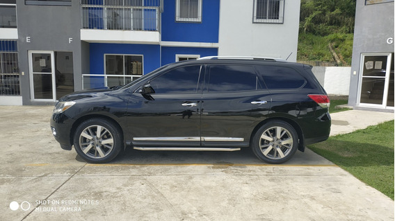 Vendo Nissan Pathfinder 2014 Platinum