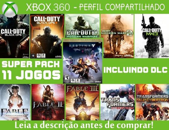 Super Pack 11 Jogos + Dlc