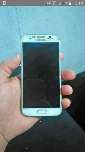 Galaxy S6 G920i 32gb Defeito No Display