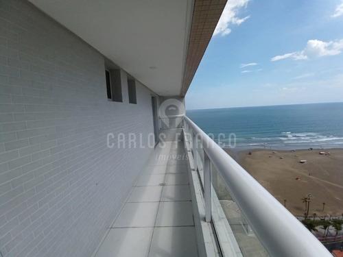 Imagem 1 de 15 de Apartamento 3 Suítes Na Aviação Com Vistas Mar - Cf64607