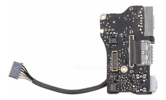 Power Jack Board Apple Macbook Air 13 A1466 2013 2014
