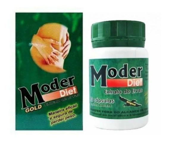 Moder Diet Gold Original Erusmed 40 Cápsulas