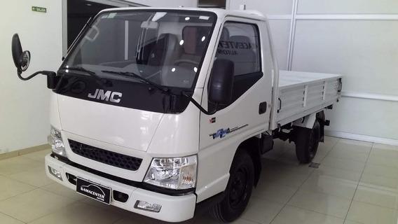 Camion Jcm N601 2018 Blanco 15.000kilometros