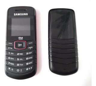 Celular Samsung Gt-e1086l Rádio Fm - Vitrine