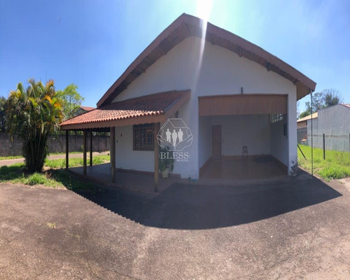 Linda Casa Térrea No Bairro Terra Nova - Ch00147 - 34483884