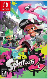Splatoon 2.- Switch