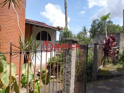 Casa Com Grande Potencial De 5 Quartos No Alto, Teresópolis/rj - Ca00769 - 33448359