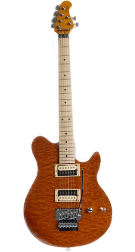 Guitarra Electrica Smiger One-0 Microfonos Humbucker Maple /