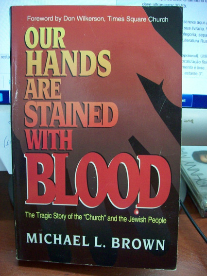 Livro Our Hands Are Stained With Blood - The Tragic Story Of