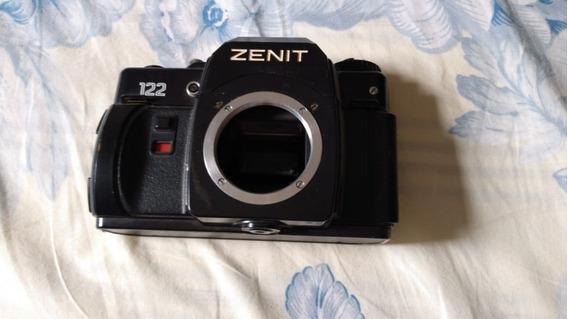 Máquina Zenit 122 Sem Lente Sucata #49