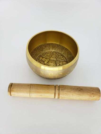 Sino Tibetano Especial 10cm/ Tigela Tibetana Excelente Som