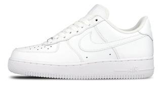 Air Force 1 Low Zapatillas Blancas 100% Originales Hombre Y Mujer Cod 0002