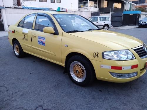 Nissan Almera Taxi Full 1.6