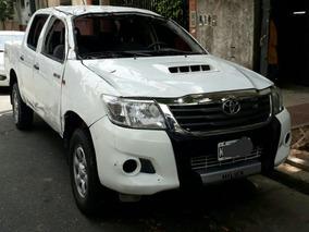 Toyota Hilux ¡¡¡¡ Volcada !!!!