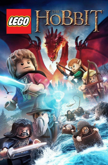 Lego The Hobbit Portugues Steam Key Original Imediato Pc