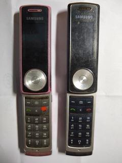 Samsung F210 Para Retirar Peças, Leia A Descrição