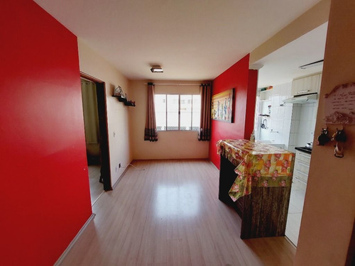 Imagem 1 de 14 de Apartamento Com 2 Dormitórios, 50 M² - Aluguel R$ 800 + Cond. R$ 290 Ou Venda R$ 180.000  - Parada Xv De Novembro - São Paulo - Ap0378