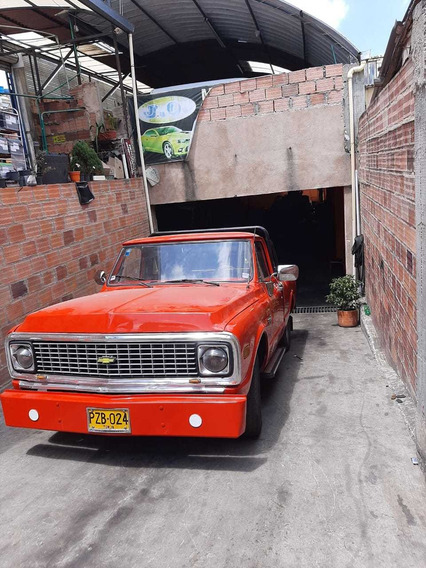Chevrolet 1971 Custom 10