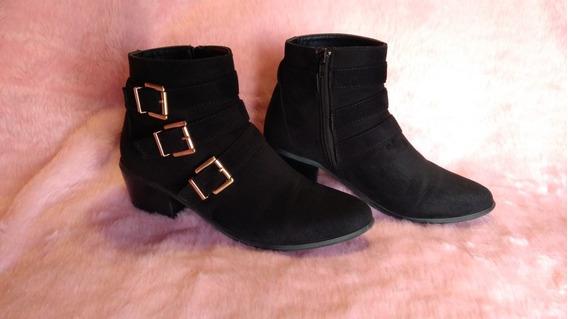Lote De 4 Zapatos Seminuevos #6