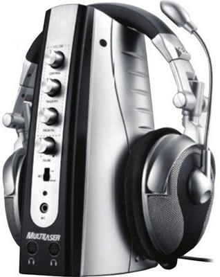 Fone De Ouvidos 5.1 Multilaser