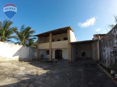 Casa Duplex Na Praia Da Cofeco Com Vista Mar - Ca0132