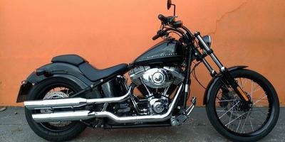 Harley-davidson Softail Blackline