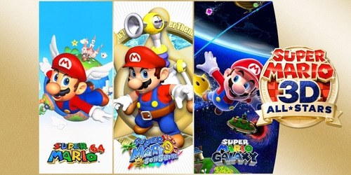 Super Mario 3d All-stars - Digital - Offline