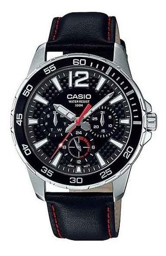 Relógio Casio Masculino Marine Sports Mtd-330l-1avdf