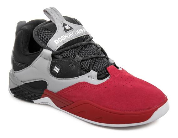 Zapatillas Dc Shoes Kalis S Hombre Cuero Skate Urbanas Importadas