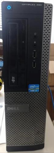 Desktop Cpu Dell Optiplex 390 Intelcore I3 Hd 500gb 4gb Ram