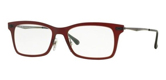 Ray Ban Rb 7039 Óculos De Grau