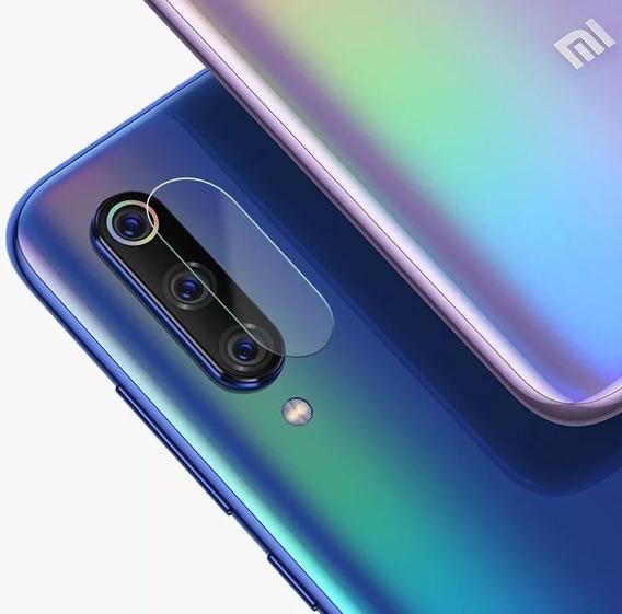 2x Película Proteção Para Câmera De Vidro 0.2 Xiaomi Mi9