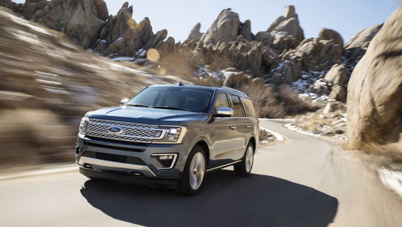 Ford Expedition 2019 3.5 Platinum Max 4x4 At