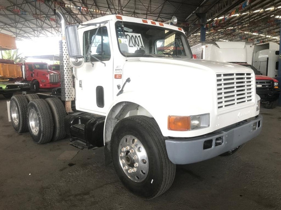 Tractocamion International 4900 2001 100% Mex . #3369