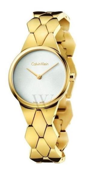 Relógio Calvin Klein Silver Dial