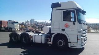 Actros 2646 6x4 Único Dono 2011