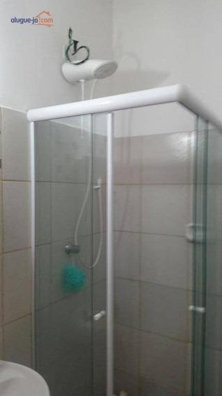 Kitnet Com 1 Dormitório Para Alugar, 24 M² Por R$ 1.000/mês - Urbanova - São José Dos Campos/sp - Kn0041