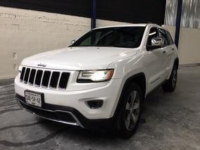 Jeep Grand Cherokee 3.6 Limited Lujo 4x2 2016,