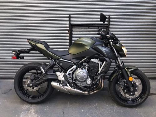Moto Kawasaki Z 650 Naked Abs  Okm