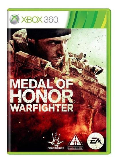 Medal Of Honor Warfighter - Xbox 360 - Usado - Original