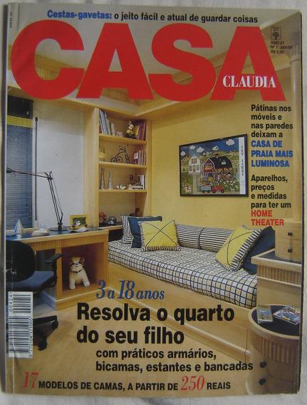 Revista Claudia Nº1