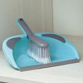Pazinha Com Escova Mor Azul