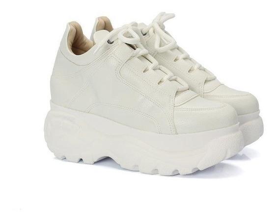 Tênis Sneaker Buffalo Feminino Plataforma Conforto Top Venda