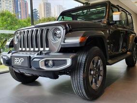 Jeep Wrangler Wrangler 2.0 Turbo Sahara Overland 4p