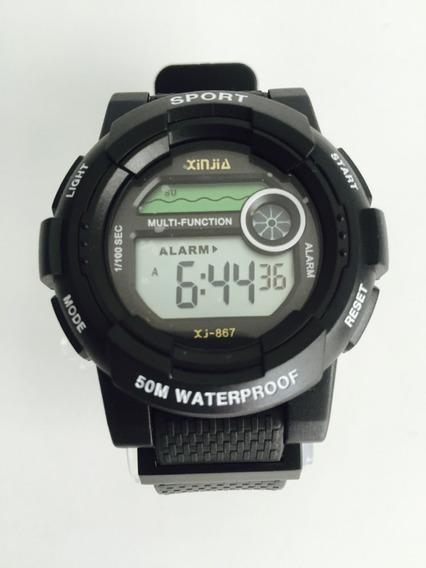 Relógio Masculino Digital De Pulso Esportivo Original Barato