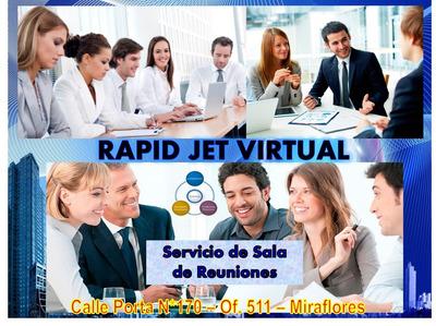 Alquilo Oficinas Administrativas En Miraflores.