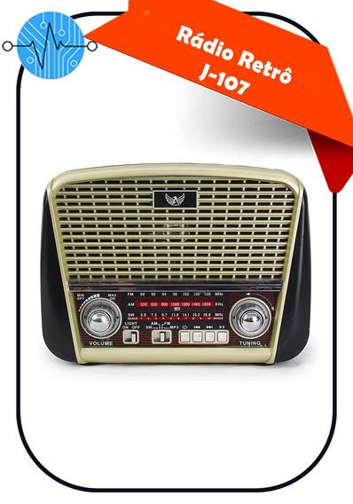 Rádio Retrô J-107