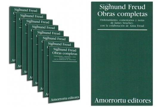 Obras Completas (25 Tomos) - Sigmund Freud - Ed. Amorrortu
